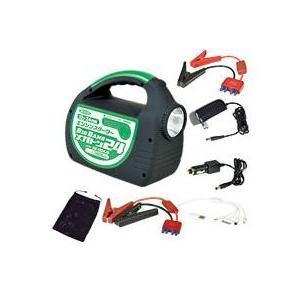 日動 12V 24V対応 エンジンスターター ビックバン メガトン24 LEDライト付 AS-1224JS AS1224JS ビッグバン|e-tool-shopping