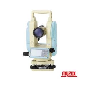マイゾックス デジタル 三脚付 セオドライト DTC-110 電子 セオドライト|e-tool-shopping
