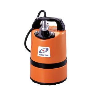 鶴見製作所 ツルミ 低水位排水用水中ポンプ 60Hz LSC-1.4S-60HZ|e-tool-shopping