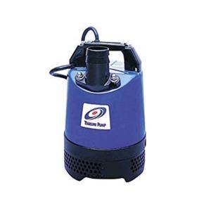鶴見製作所(ツルミ) 工事用排水 水中ポンプ LB-480-52 100V 50Hz 非自動形 2インチ(50mm) 排水ポンプ|e-tool-shopping