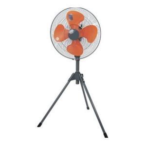 送料無料!!(但し北海道、沖縄・離島除く)キタムラ産業 工場扇 KF-519 4枚羽根 風量3段階 温度センサー付 換気 送風|e-tool-shopping