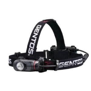 ジェントス GENTOS LED ライト ヘッドライト GT-009D 150ルーメン ブラック|e-tool-shopping