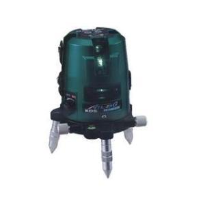 ムラテックKDS 高輝度グリーンレーザー墨出器 スーパーレイ ATL-25G 本体のみ|e-tool-shopping