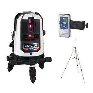 ムラテックKDS 高輝度レーザー墨出器 ATL-46RSA 受光器+三脚 高輝度スーパーレイ|e-tool-shopping