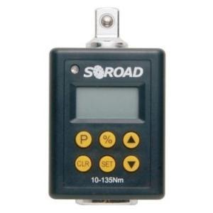 SOROAD デジタルトルク アダプター STA-3 9.5mm差込 3/8 三共コーポレーション デジタルトルクレンチ|e-tool-shopping