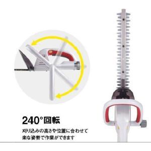 ムサシ 充電式ヘッジトリマー LIH-1350 350mm|e-tool-shopping|02