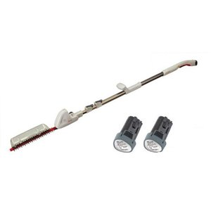 ムサシ 充電式伸縮スリムバリカン PL-3001-2B 3M 電池2個仕様|e-tool-shopping