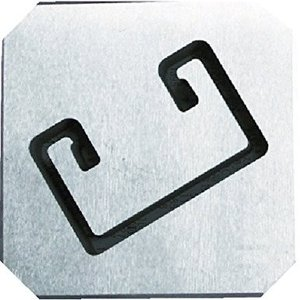 モクバ(Mokuba) レースウェイカッターD用 替え刃 D-91-2 固定刃D D-91用 レースウェイ・ダクター用 手動式 切断機|e-tool-shopping