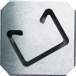モクバ(Mokuba) レースウェイカッターP用 替え刃 D-95-2 固定刃D D-95用 レースウェイ・ダクター用 手動式 切断機|e-tool-shopping