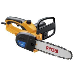 リョービ 電気チェンソー CS-2501ガイドバー250mm ハーフトップハンドル|e-tool-shopping