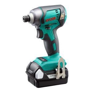 リョービ(RYOBI) 18V 充電式インパクトドライバ BID-181L5 655202A 5.0Ah セット|e-tool-shopping