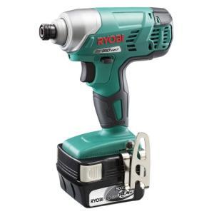 リョービ(RYOBI) 18V 充電式インパクトドライバ BID-1417L5 657706A 5.0Ah セット|e-tool-shopping