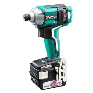 リョービ(RYOBI) 14.4V 充電式インパクトドライバ BID-145L5 5.0Ah セット|e-tool-shopping