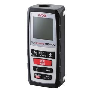リョービ レーザー距離計 防じん・防水 LDM-600 尺 坪 OK|e-tool-shopping