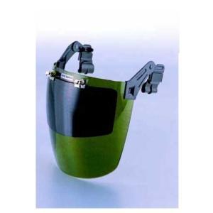 TOYO フェイスシールド セーフティIR ヘルメット取付け型 #3 #8 No.1175-GB|e-tool-shopping