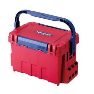 メイホーバケットマウス BM-9000 赤色 タックルボックス  MEIHO BM9000 マットレッド|e-tool-shopping