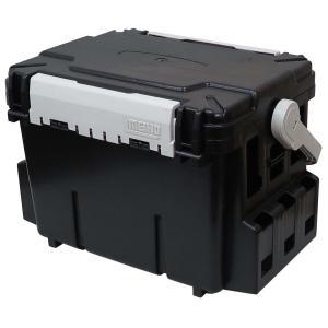 明邦科学工業 メイホー(MEIHO) バケットマウス BM-7000 ブラック 容量28L 収納BOX 収納箱 釣り|e-tool-shopping