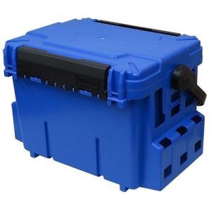 明邦科学工業 メイホー(MEIHO) バケットマウス BM-7000 ブルー 容量28L 収納BOX 収納箱 釣り|e-tool-shopping