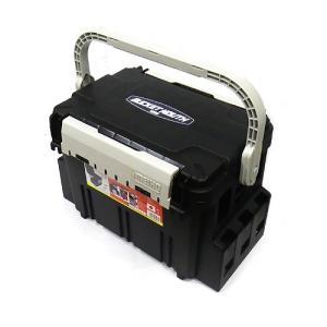 明邦科学工業 メイホー(MEIHO) バケットマウス BM-5000 ブラック 容量20L 収納BOX 収納箱 釣り|e-tool-shopping