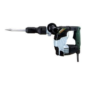 日立 ハンマ H41SA2 六角シャンク スライドグリップ方式ケース・サイドハンドル・ブルポイント付|e-tool-shopping