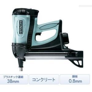 送料無料 (沖縄、離島除く) 日立 ガスコンクリート釘打機 NC40GA 在庫限り!|e-tool-shopping