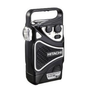 日立工機 10.8V コードレスラジオ 充電式 LED搭載 AM/FM対応 蓄電池・充電器別売り FUR10DL(NN) 本体のみ|e-tool-shopping