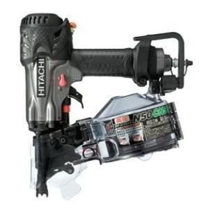 送料無料 (沖縄、離島除く)日立 高圧ロール釘打機 NV50HMC メタリックグレー(G) |e-tool-shopping