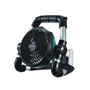 日立 コードレスファン UF18DSDL 充電式扇風機 本体のみ 14.4V 18V ACアダプター付  ハイコーキハイコーキ UF18DSDL(NN)ハイコーキ|e-tool-shopping
