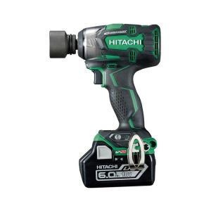日立工機 18V コードレスインパクトレンチ WR18DBDL2(2LYPK) 緑 セット|e-tool-shopping