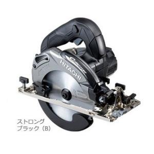 在庫限り!日立工機 165mm 深切り電子丸のこ C6MEY(B) チップソー付 黒 e-tool-shopping