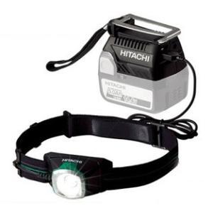 在庫限り!日立工機 UB18DKL(SA) コードレスヘッドライト BSL18UA(SA)付 セット|e-tool-shopping