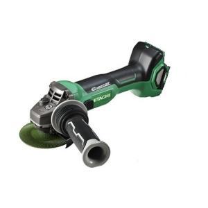 日立工機 36V マルチボルト コードレスディスクグラインダ G3613DA(NN) 本体のみ ブレーキ付 125mm 緑 e-tool-shopping
