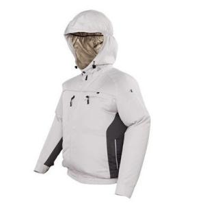 日立工機 コードレスクールジャケット UF1810DL(TN) 2XLサイズ ジャケットのみ (ファンユニット一式・電池・充電器・アダプター別売) ポリエステル 9330-0183|e-tool-shopping