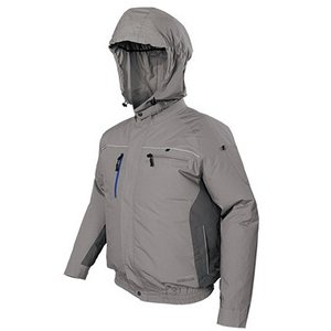 日立工機 コードレスクールジャケット UF1810DL(C) XLサイズ ジャケット+ファンユニット一式 (電池・充電器・アダプター別売)  綿 9330-0158ハイコーキ|e-tool-shopping
