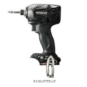 日立工機 36V マルチボルト コードレスインパクトドライバ WH36DA(2NNB) 本体のみ 黒|e-tool-shopping