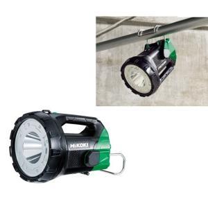 HiKOKI(旧日立工機)ハイコーキ コードレスサーチライト UB18DA(NN) 本体のみ (電池、充電器別売) 14.4V 18V 36Vマルチボルト|e-tool-shopping