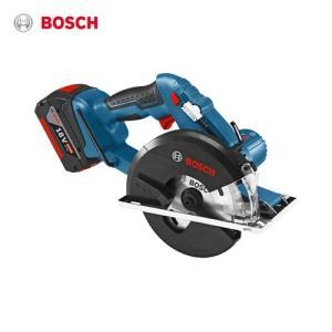 ボッシュ BOSCH GKM18V-LI バッテリーチップソーカッター (6.0Ahバッテリー・充電器・キャリングケース付)|e-tool-shopping