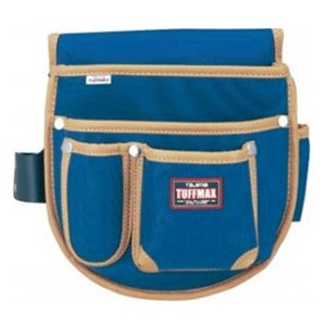 タジマ 釘袋 工具差し付・丸底) TM-KUGKM 腰袋プロ用|e-tool-shopping