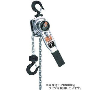 HHH レバーホイスト スーパーレバー 0.5t 500KgSP2-500 スリーH|e-tool-shopping