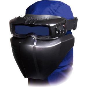 育良 ラピッドグラスゴーグル ハードマスクセット ISK-RGG2HS(40337) 溶接面|e-tool-shopping