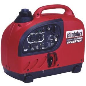 新ダイワ工業 やまびこ  ポーターブルインバータ発電機 IEG900M-Y/M  |e-tool-shopping