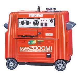 送料無料 (沖縄・離島のぞく) 新ダイワ エンジン溶接機  EGW2800MI インバーター発電付  shindaiwa|e-tool-shopping
