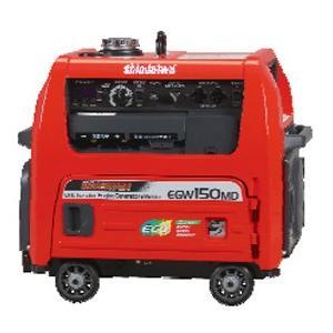 送料無料 新ダイワ インバーター溶接機 EGW150MD-I ウェルダー やまびこ インバーター発電機、溶接機 |e-tool-shopping