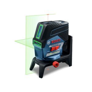 ボッシュ(BOSCH) レーザー墨出し器 GCL2-50CG キャリングケース付 グリーンレーザー|e-tool-shopping