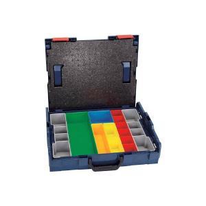 BOSCH (ボッシュ) L-BOXX(エルボックス) ボックスSパーツ入れ2付き [L-BOXX102S2]|e-tool-shopping