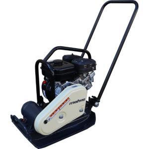 明和製作所 転圧機 KP60 エンジンプレート ランマー  KP-60 60kg |e-tool-shopping