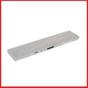 ピカ 超軽量タイプ 片面使用型 アルミ 伸縮足場板 STFD-2025|e-tool-shopping