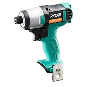 リョービ(RYOBI) 充電式インパクトドライバ 10.8V BID-1100 本体のみ|e-tool-shopping