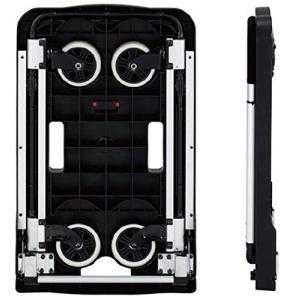 ゼクソン 折り畳み台車 スーパーフラットキャリー SFK-99|e-tool-shopping