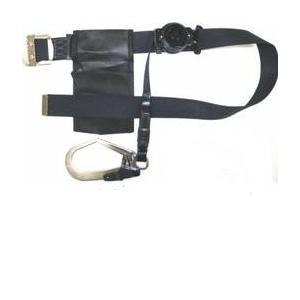 ポリマーギヤ  ポリマーリール リール式安全帯 RX-S51S BL 黒 リール|e-tool-shopping